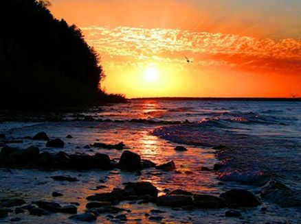 Image for Seven Spots for Stunning Wisconsin Sunsets