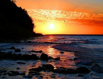 Seven Spots for Stunning Wisconsin Sunsets