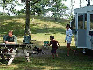County Parks in Wisconsin Great for Camping
