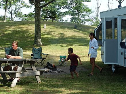 Image for County Parks in Wisconsin Great for Camping