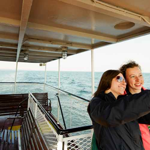Hop on the Ferry: Hidden Island Getaways in Wisconsin