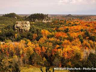 Soak Up Stunning Fall Color at These Wisconsin State Parks