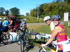 Image for Wheely Great Rides: Wisconsin's Fall Biking Events