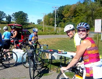 Wheely Great Rides: Wisconsin's Fall Biking Events