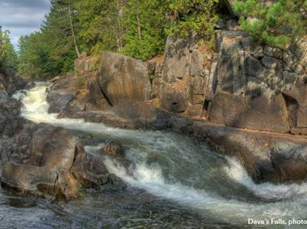 Image for Rustic to Ritzy: 4 Marinette County Waterfall Tour Lodging Options