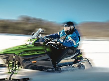 Image for Top Spots for Snowmobiling in Southwest Wisconsin
