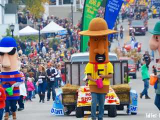 7 Hidden Gem Fall Festivals in Wisconsin