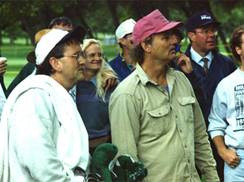 Image for Best Wisconsin Golf Moment: Bill Murray, Hank Aaron, and Me
