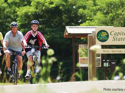 Image for Wisconsin's Top Bike-Friendly Communities