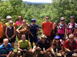 Scenic Mountain Biking Near Wisconsin's Jackson County