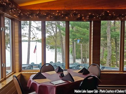 Image for First Night Dining Spots for Your Wisconsin Vacation
