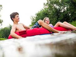 Image for Tubing in Wisconsin: Family Friendly Spots