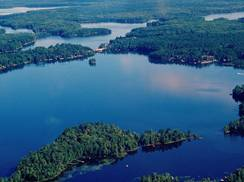 Image for 7 Scenic Natural Wonders of Vilas County