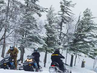 5 Wisconsin Supper Clubs Along Snowmobile Trails