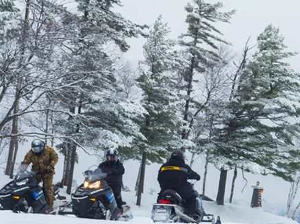 Image for 5 Wisconsin Supper Clubs Along Snowmobile Trails