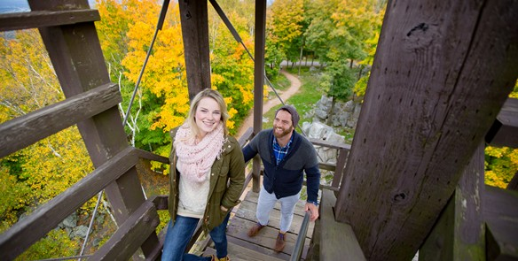 Get A Bird's Eye View of Wisconsin's Fall Color