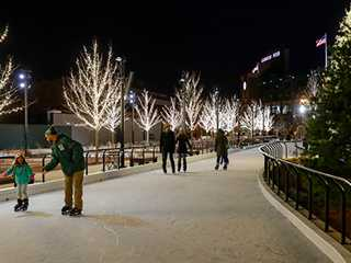 Experience Winter Fun at Titletown