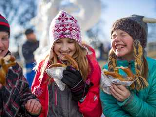 8 Family-Friendly Festivals to Embrace Winter's Chill