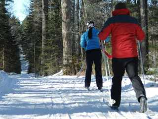 Winter Sports in the Superior-Douglas County Area