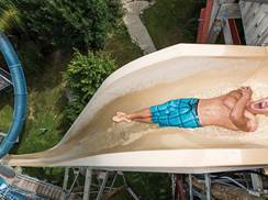Image for 13 Gnarliest Waterpark Rides in Wisconsin Dells