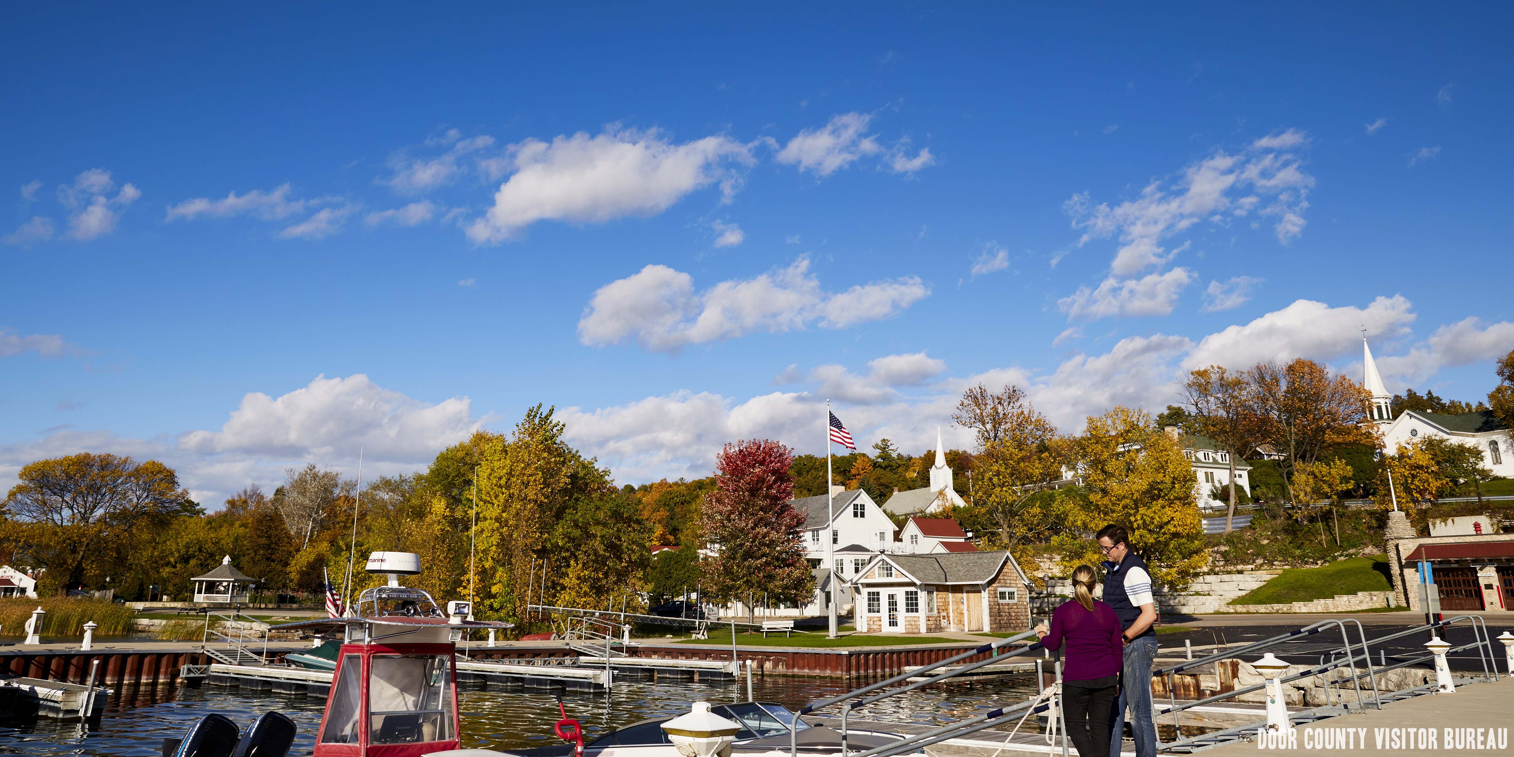 Enjoy Door County In Fall Travel Wisconsin