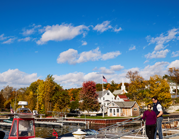 3 Charming Door County Escapes for Fall