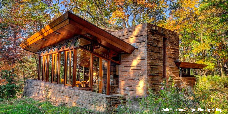 5 Cabins For Autumn In Baraboo Hills Travel Wisconsin