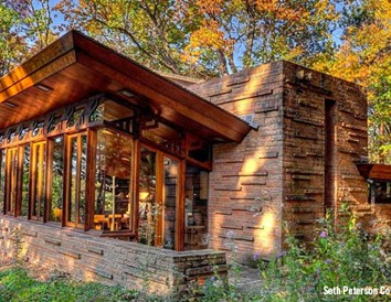 5 Wisconsin Cabins for Autumn in the Baraboo Hills