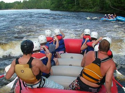 Image for Four Thrilling Northwoods Wisconsin Adventure Resorts