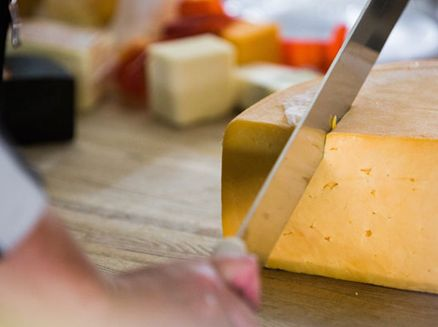 Image for An Epicurean Getaway: The Wisconsin Cheese Tour