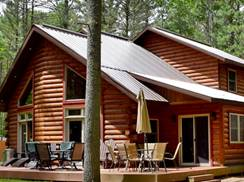 Image for 5 Cabins for Exploring Wisconsin's Black River State Forest