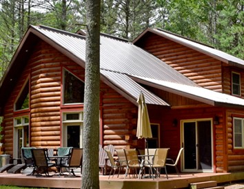 5 Cabins for Exploring Wisconsin's Black River State Forest