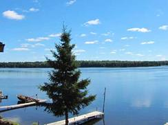 Image for 7 Lakeside Cabins on Wisconsin's Eau Claire Chain
