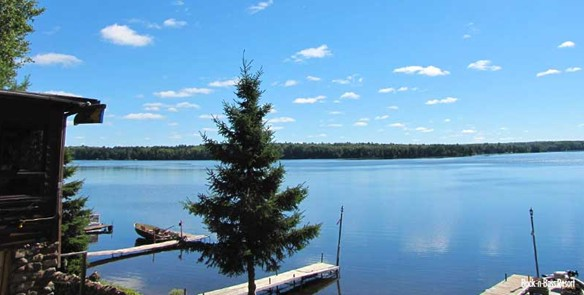 7 Lakeside Cabins on Wisconsin's Eau Claire Chain