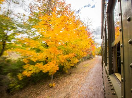 Image for New Angle on Autumn: 6 Ways to See Wisconsin's Fall Color