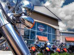 Image for Hog Havens: Six Harley Dealers Across Wisconsin