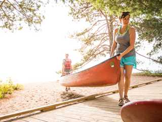 12 Wisconsin Campgrounds for Active Adventures