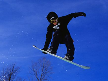 Image for Wisconsin Snow Perfect for Skiers, Boarders & Bilers