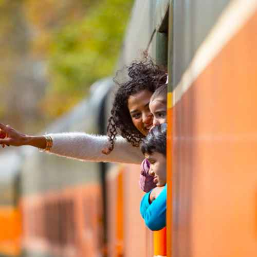 Train Trips and Family Getaways in Wisconsin
