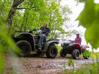 Spring Biking, ATV and Horseback Trails in Wisconsin
