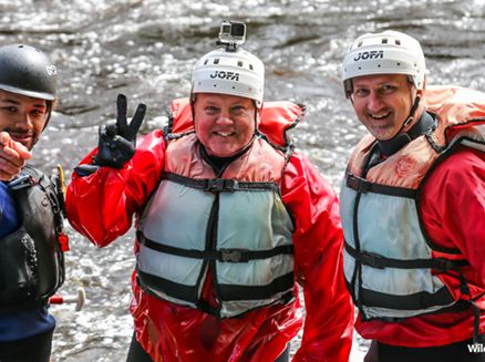 Image for 4 Wisconsin Whitewater Rafting Trips for Beginners
