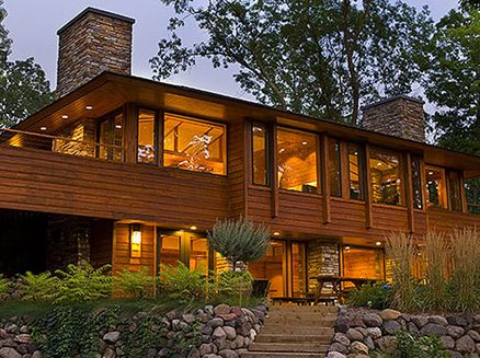 Image for Five Romantic Cabins in Wisconsin