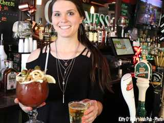 Tomato with a Twist: Wisconsin's Unique Bloody Marys