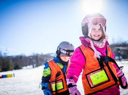 Image for Wisconsin Downhill Skiing with Family Friendly Deals