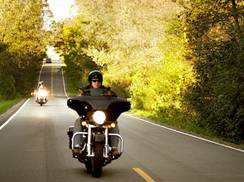 Image for Highways and Byways: Motorcycling in Wisconsin