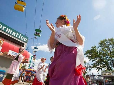 Image for 5 Cultural Festivals Bringing the World to Wisconsin