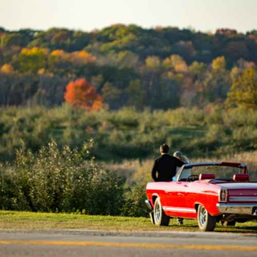 11 Scenic Drives During Fall in Wisconsin