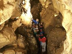 Image for Caving Destinations for the Wisconsin Spelunker