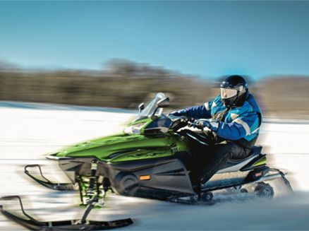 Image for Seven Wisconsin Snowmobile Races and Runs to See