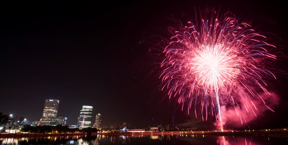 Fourth of July in Wisconsin: Top 10 Fireworks Displays